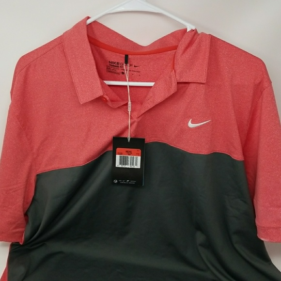 4ae58dd0 Nike Golf Men's Icon Color Block Polo. M_5a77f56f46aa7c2dd4c1253f